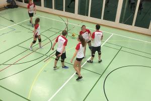 Volleyball Wintermeisterschaft